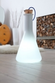 Labware conical lamp